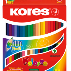 Kores - Kolores - Duo Coloured Pencils (93224)
