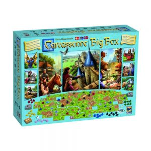 Carcassonne - Big Box (Nordic) (MDG031)
