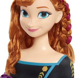 Disney Frozen 2 - Deluxe Anna Styling Head (77-32800)
