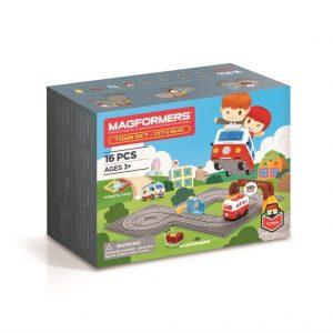 Magformers - Town set - City Bus Set (3104)