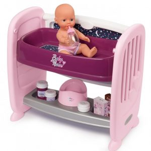 Smoby - Baby Nurse - Co Sleeping Bed (I-7220353)