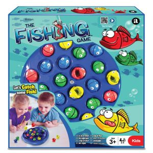 The Fishing Game (GPF1801)