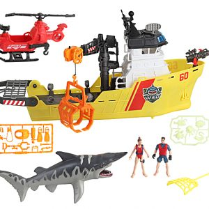 Wild Quest - Shark Ship Playset (549206)