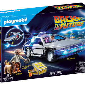Playmobil - ​Back to the Future - DeLorean (70317)