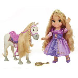Disney Princess - Rapunzel & Maximus (57103)