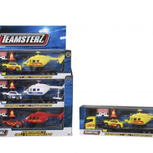Teamsterz - Helicopter Transporter (1373618)