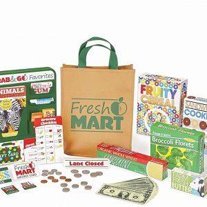 Melissa & Doug - Fresh Mart Grocery Store Companion Set (15183)
