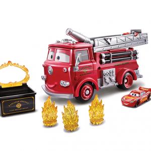 Disney Cars - Stunt & Splash - Red (GPH80)