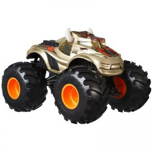 Hot Wheels - Monster Trucks 1:24 Steer Clear Vehicle (GBV33)