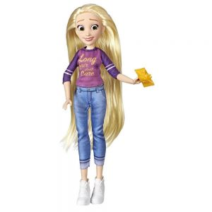Disney Princess - Comfy Doll - Rapunzel (E8402)