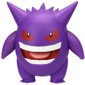 Pokemon - Battle Feature Figure - Gengar (11 cm) (95126)