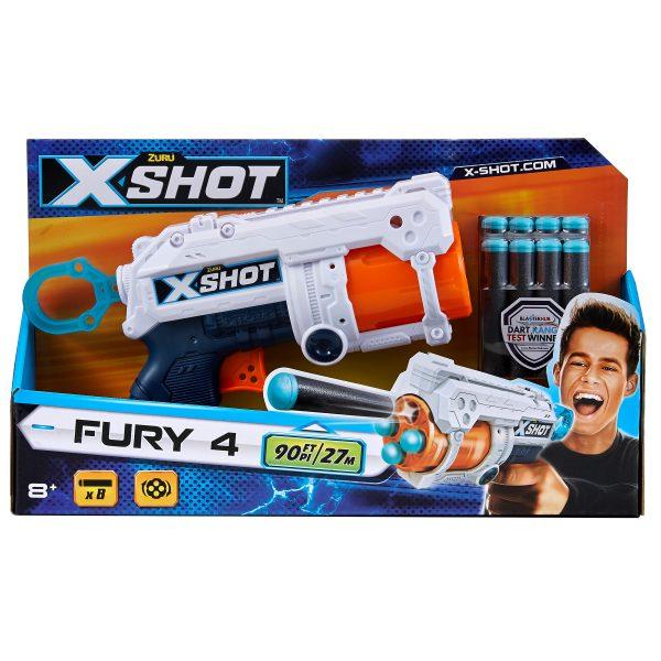 X-Shot - Excel - Fury 4 (36185)