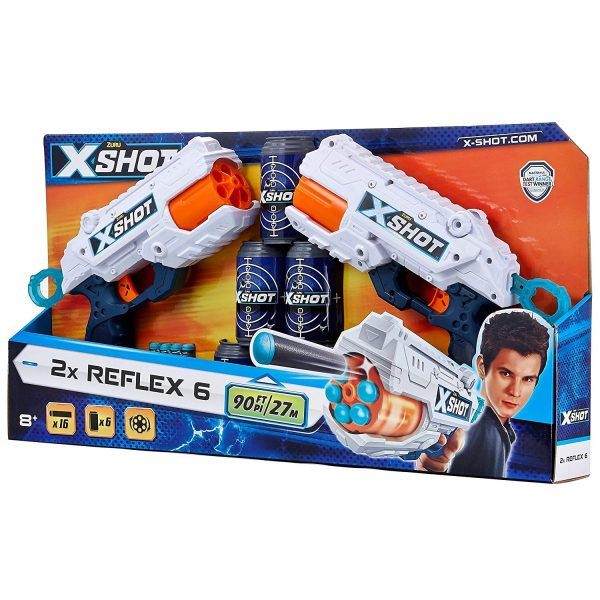 X-Shot - Excel - Kickback (36225)
