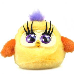 Silverlit - Fluffy Birds - Yellow