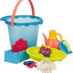 B. Toys - Shore Thing – Large Beach Playset, blue (1444)