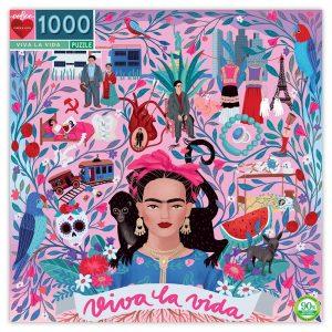 eeBoo - Puzzle - Viva la Vida (EPZTVLV)