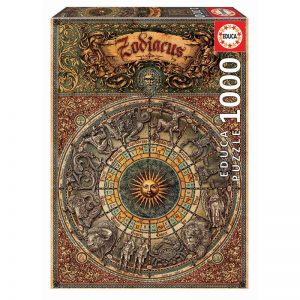 Educa - Puzzle 1000 - Zodiac (017996)