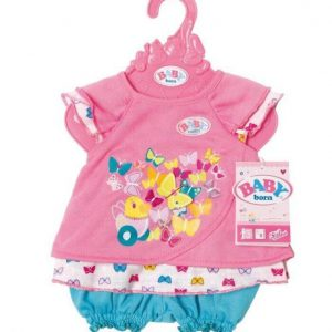 Baby Born - Baby Dress - Butterfy - Pink