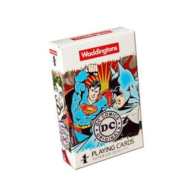 DC Superheroes Retro Playing Cards