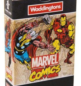 Marvel Comics Retro Playing Cards