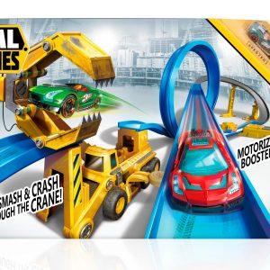 Metal Machines - Playset - Construction Destruction (6703)