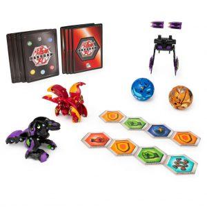 Bakugan - Baku-Gear Battle Pack S2 - Trox Ulra & Pegatrix Ultra