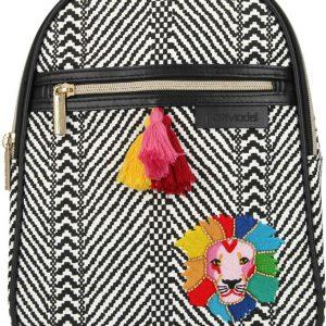 Top Model - Backpack - Black & White (410974)