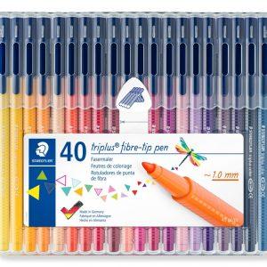 Staedtler - Triplus Color, 40 pcs (323 SB40)