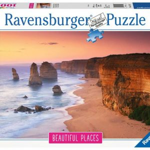 Ravensburger - Puzzle 1000 - Great Ocean Road, Australia (10215154)