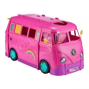 Sparkle Girlz - Retro Camper Van (100262)