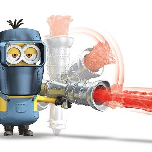 Minions - Core Figure - Flame Thrower Kevin (GMD91)