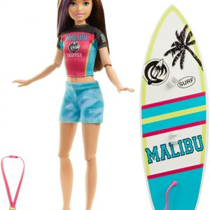 Barbie - Dreamhouse Adventures - Sports Sisters - Skipper Surfing (GHK36)