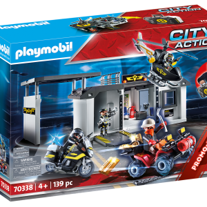 Playmobil - Take Along tactical Headquarters (70338)
