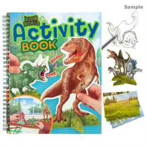 Dino World - Activity Book (410742)