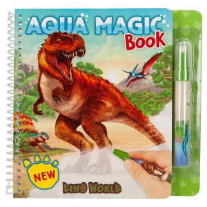 Dino World - Aqua Magic Book (411080)