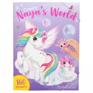 Ylvi & the Minimoomis - Create Naya´s World Activity Book (0411068)