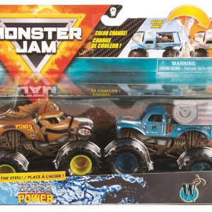 Monster Jam 1:64 2 Pack - Horse Power & W (20118612)