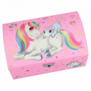 Ylvi & Th Minimoomis - Jewlery Box - Pink (411043)