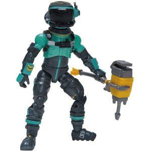 Fortnite - 10 cm Solo Mode Core Figure - Toxic Trooper