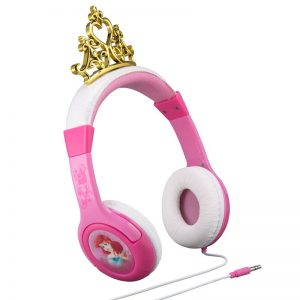eKids - Disney Princess - On-Ear Headphone with volume limiter