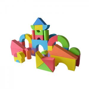 Babytrold - Foam Building Bricks