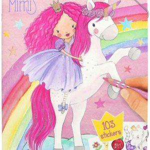 Princess Mimi - Colouring Book (0410870)