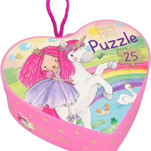 Princess Mimi - Heart Shaped Jigsaw (0410952)