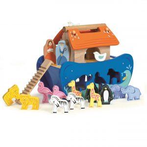 Le Toy Van - Noah's Muoto Lajittelija (LTV259)