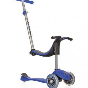 GLOBBER - Scooter - EVO 4-in-1 - Blue (451-100-3)