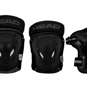 Head - Safty Set - Black/Grey - XL (PO.7 GREY XL)