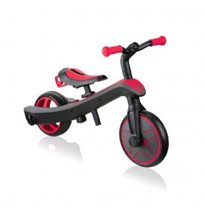 GLOBBER - Trike Explorer 2-in-1 - Red (630-102)