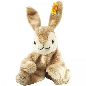 Steiff - Little Hoppel rabbit, light brown (281273)