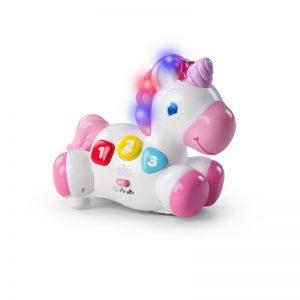 Bright Starts - Rock & Glow Unicorn activity toy (10307)