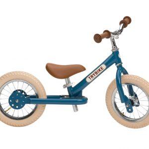 Trybike - 2 Wheel Steel, Vintage blue